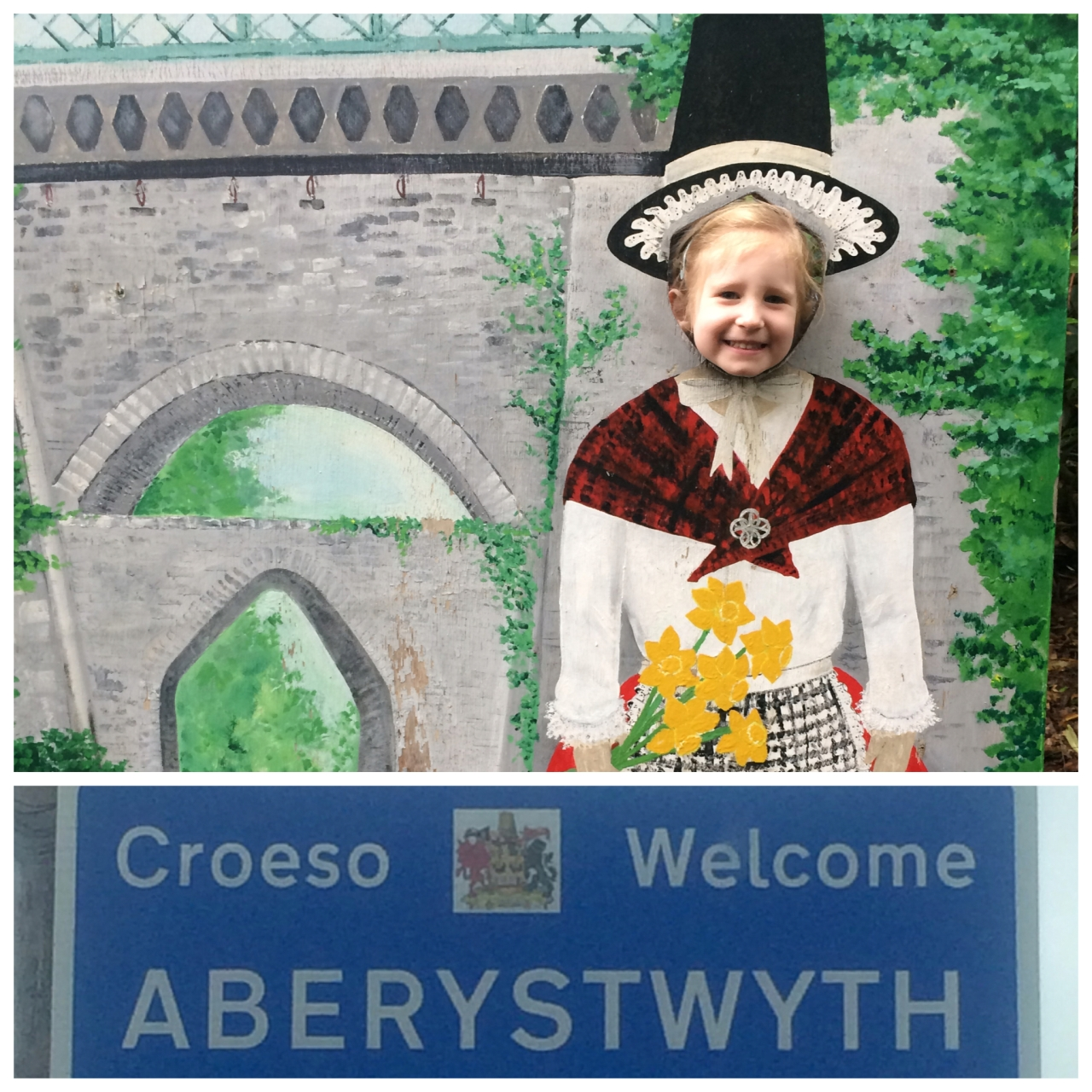 aberystwyth sign