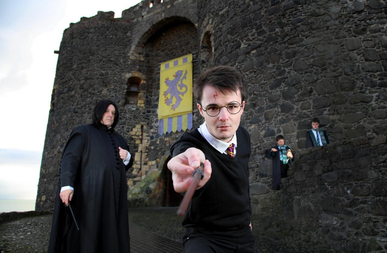 wizarding-weekend-at-carrickfergus-castle